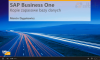 Backup bazy danych SAP Business One